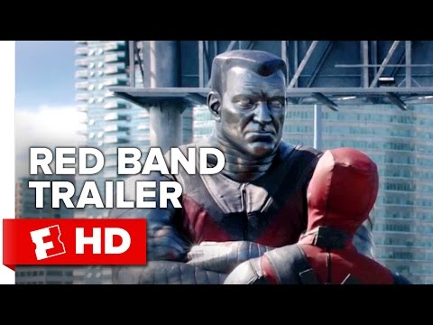 Deadpool Official Red Band Trailer #2 (2016) - Ryan Reynolds & Ed Skrein Movie HD