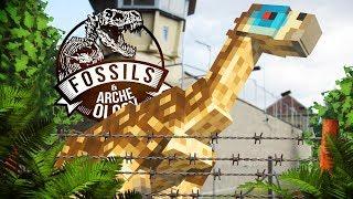 THE GREAT DINOSAUR ESCAPE! | Minecraft Dinosaurs (Part 7)