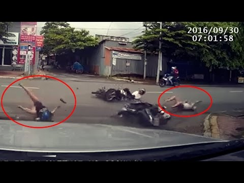Подборка ДТП и Аварии 01 10 2016 crash and accident