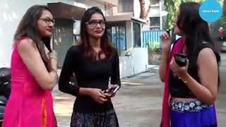 Indian host ask sexy question in public about sex