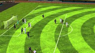 FIFA 14 Android - Girondins VS LOSC