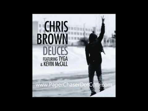 Chris Brown - Deuces (instrumental) Ft Tyga video