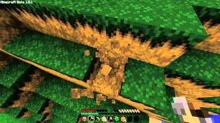 Minecraft: Lets Play - Mo Creatures with Tibbz Part 1   1.8.1