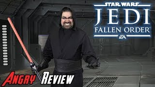 Star Wars Jedi: Fallen Order Angry Review