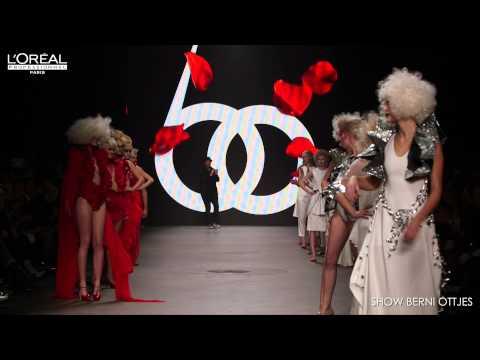 L'Oreal Professionnel Catwalk Hairshow Mercedez Benz Fashion Week Amsterdam 2015