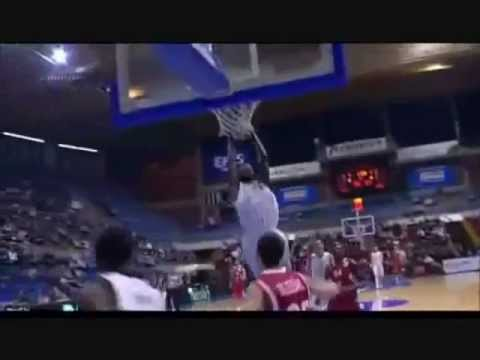 James Gist Top 10 Dunks