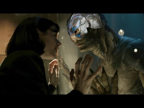 'The Shape of Water' VFX Showreel