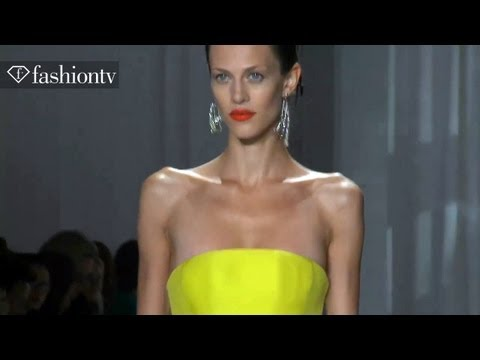 Jason Wu Runway Show - New York Fashion Week Spring 2012 NYFW | FashionTV - FTV