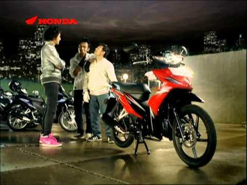 OZE-TVC Honda absolute Revo (ngangkang Insyaf)