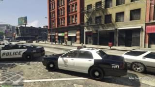 GTA 5 LSPDFR Police PS4 Director Mode