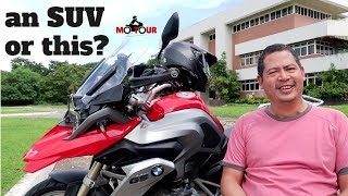BMW R1200GS: SUV PRICE BIKE│3-Year Ownership Review│True Adventure Bike [ENG SUBS]