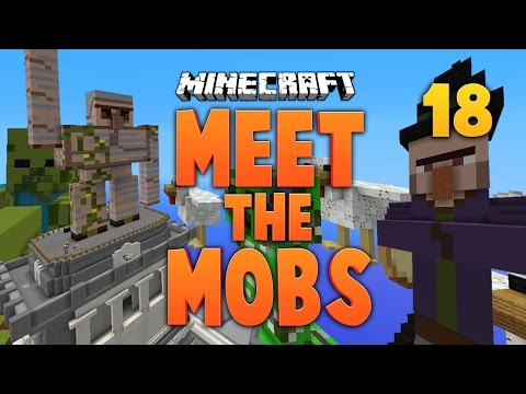 MEET THE MOBS [18] - FINALE BBQ ★ Minecraft Adventure