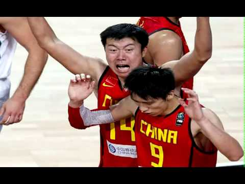 China vs Brazil 59-98 Highlights London 2012 Basketball Match Olympic Games Juego olimpicos