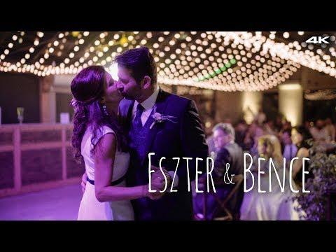 Eszter & Bence Esküvői Előzetes - 2019. Hernyák Birtok, Etyek - 4K