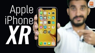 Apple iPhone XR Hindi Review  Should you buy it in India?[Hindi हिन्दी]