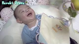超ご機嫌で笑う赤ちゃん - Funny Baby vlog Laugh baby