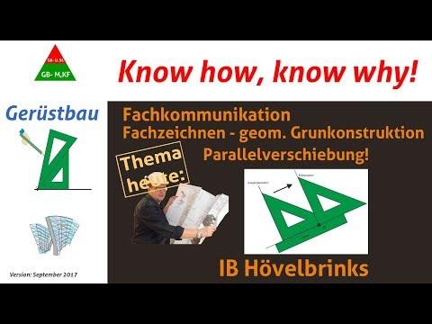 IB- Hövelbrinks-Fachzeichnen- Parallelverschiebung