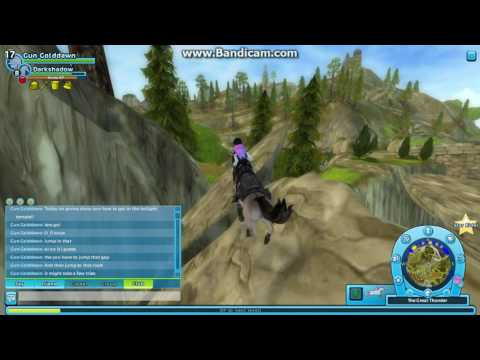 How To Get To The Twilight Temple * Star Stable