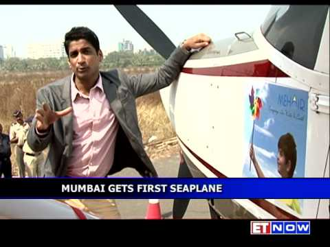 MUMBAI GETS SEA PLANE