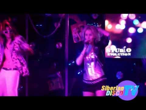 Студия-80 - Мой телефон ( live 2013 - Elen Cora lead vocal ).