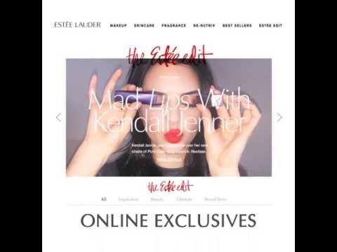 Estée Lauder debuts new digital flagship