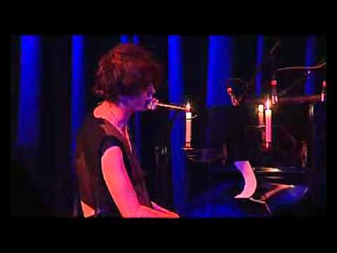 Patrick Wolf at Paradiso Amsterdam 14.04.05