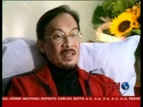 Anwar Ibrahim's Release 2004: Interview In Munich (Part 1)
