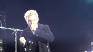 Watch Billy Idol King Rocker video
