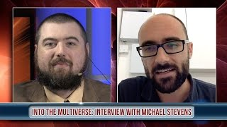 Vsauce Host Michael Stevens on Flat Earth and the Solar System (ItM 022: Extended Interview)