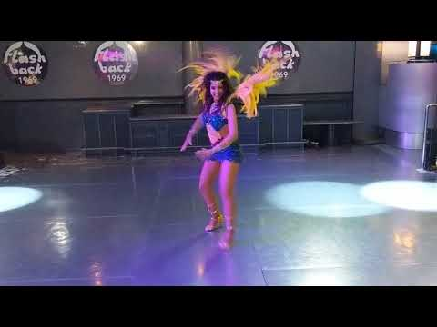 BDA2018: Samba performance by Dikla ~ video by Zouk Soul
