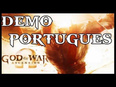 GOW ascension DEMO da Campanha em Portugus