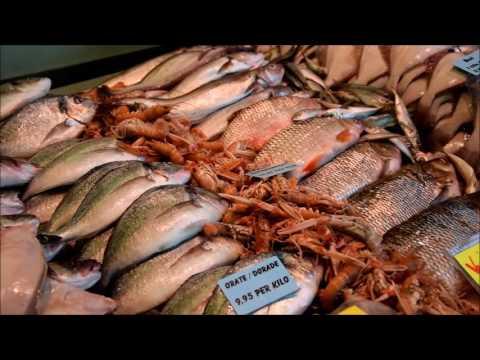 Базары мира! Рыбный базар в Голландии!//Bazaars of the world! Fish market in Holland!