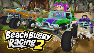 🌴 BEACH BUGGY RACING 2 🌴 EPISODE NO - 1 🔥 MORE NEW CARS & NEW THRILLING STAGES 🔥 FIRST LOOK 👀
