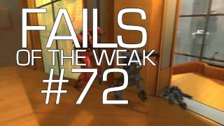 Fails of the Weak: Ep. 72 - Funny Halo 4 Bloopers and Screw Ups! | Rooster Teeth