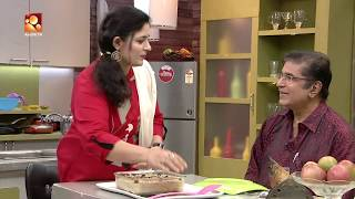 Annie's Kitchen with Famous Actor Captain Raju | Chicken Pie | #Annie'sKitchen