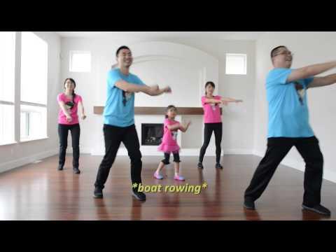 開始線上練舞:幸福的臉(帶動唱版)-靜思人文 | 最新上架MV舞蹈影片