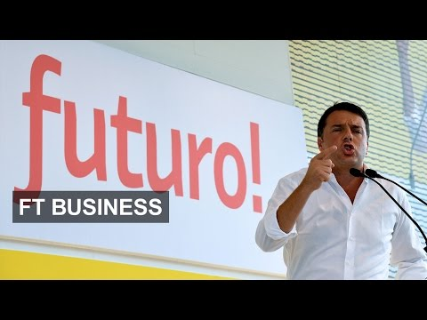 Generali -- give Italy's Renzi time