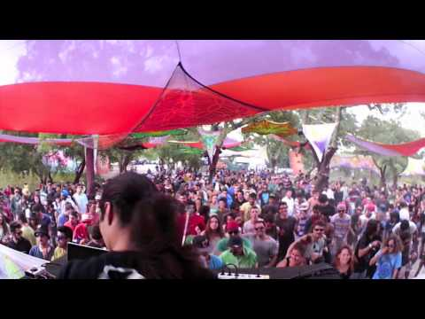 Alienn Live @ Psybertech Reloaded 2014-10-04 Almeirim