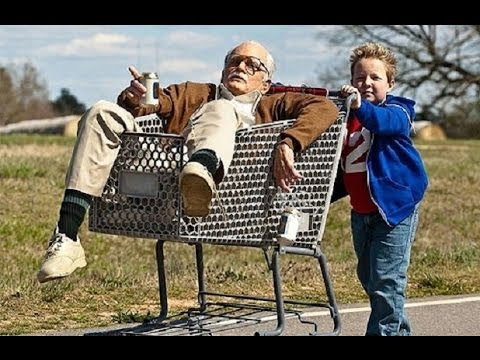 Jackass Presents: Bad Grandpa (Starring Johnny Knoxville) Movie Review
