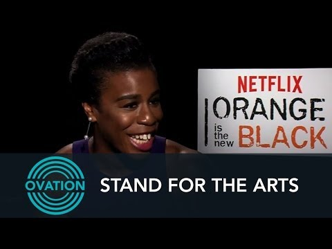Why Stand For The Arts? - Orange Is the New Black's Uzo Aduba - Ovation