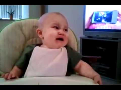 Baby Has Bieber Fever.mp4