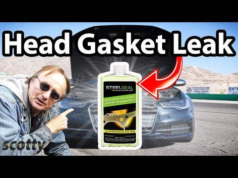 How Steel Seal Can Fix A Leaking Head Gasket.