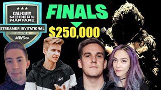 $250, 000 Call of Duty: Modern Warfare Streamer Invitational Finals