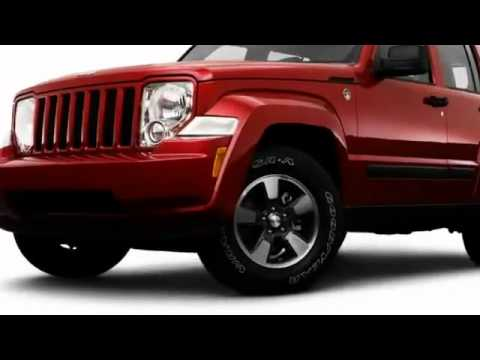 2008 Jeep Liberty Video