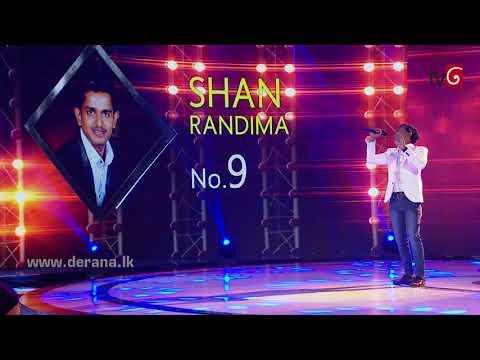 Oba ma -  Shan Randima @ Derana Dream Star S08  (13-10-2018)