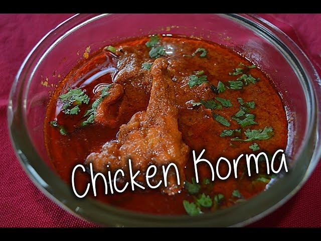 sddefault Chicken Korma