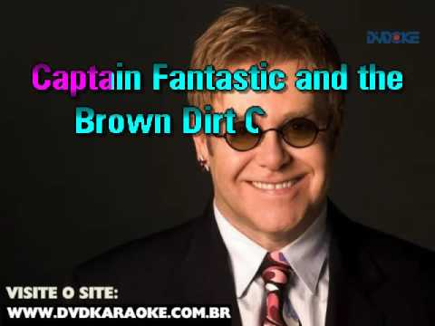 Elton John   Captain Fantastic & The Dirt Brown Cowboy