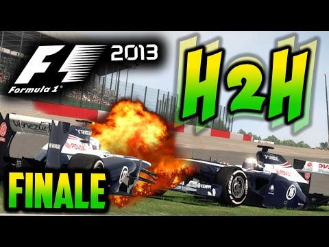 CRAZY FINALE OMFG!!! - HEAD2HEAD #5 - F1 2013