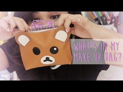 Michelle Phan's Makeup Bag