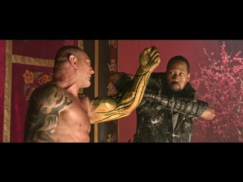 The Man With The Iron Fists - Trailer (HD)